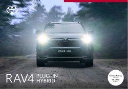Tilbud fra Toyota i Toyota kuponen ( 5 dage tilbage)