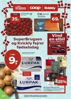 SuperBrugsen katalog ( Udløbet )