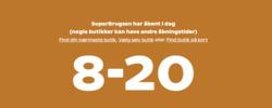SuperBrugsen kupon i Kolding ( 6 dage tilbage )