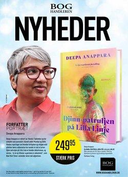 Bøger og kontor tilbud i BOGhandleren kataloget i Holstebro ( 9 dage tilbage )