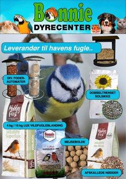Bonnie Dyrecenter katalog ( Udgivet i går )