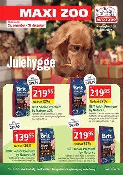 Maxi Zoo katalog ( Udløbet )