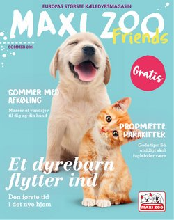 Maxi Zoo katalog ( 15 dage tilbage)