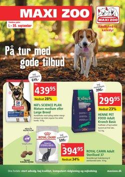 Maxi Zoo katalog ( 5 dage tilbage)