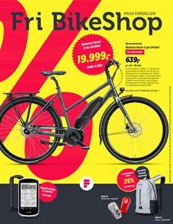 Fri BikeShop katalog ( Udløbet )