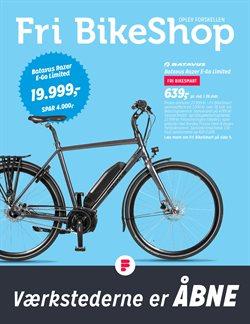 Fri BikeShop katalog ( Udgivet i går )