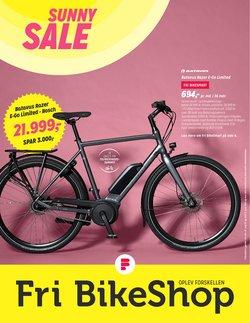 Tilbud fra Sport i Fri BikeShop kuponen ( 24 dage tilbage)