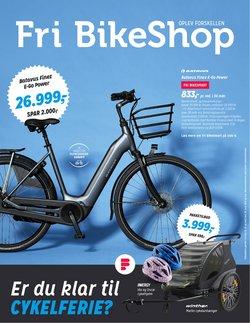 Tilbud fra Sport i Fri BikeShop kuponen ( 15 dage tilbage)