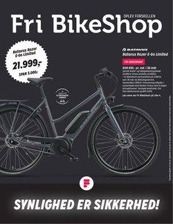 Tilbud fra Fri BikeShop i Fri BikeShop kuponen ( 15 dage tilbage)