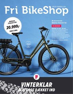 Tilbud fra Sport i Fri BikeShop kuponen ( 14 dage tilbage)