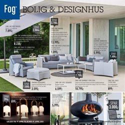 Tilbud fra Fog Bolig & Designhus i København kuponen