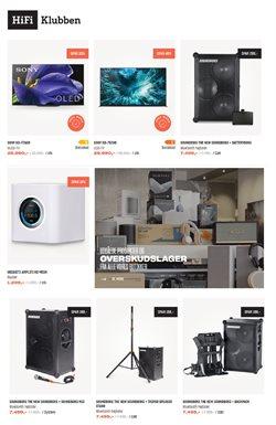 Elektronik og hvidevarer tilbud i Hi-Fi Klubben kataloget i Silkeborg ( 2 dage siden )