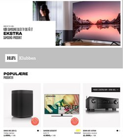 Hi-Fi Klubben katalog i København ( 9 dage tilbage )