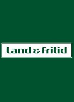 Land & Fritid katalog ( Udgivet i går )