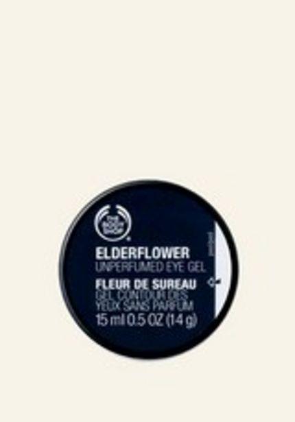 Elderflower Unperfumed Eye Gel på tilbud til 65 kr.
