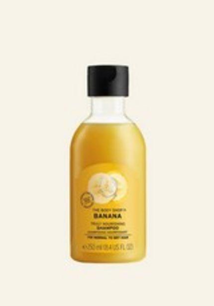 Banana Truly Nourishing Shampoo på tilbud til 35 kr.