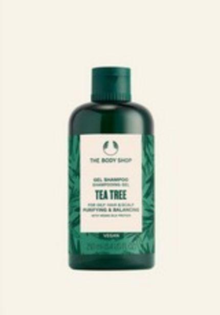 Tea Tree Purifying & Balancing Shampoo på tilbud til 85 kr.