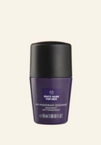 White Musk® for Men Anti-Perspirant Deodorant på tilbud til 65 kr.