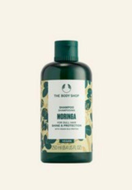 Moringa Shine & Protection Shampoo på tilbud til 85 kr.