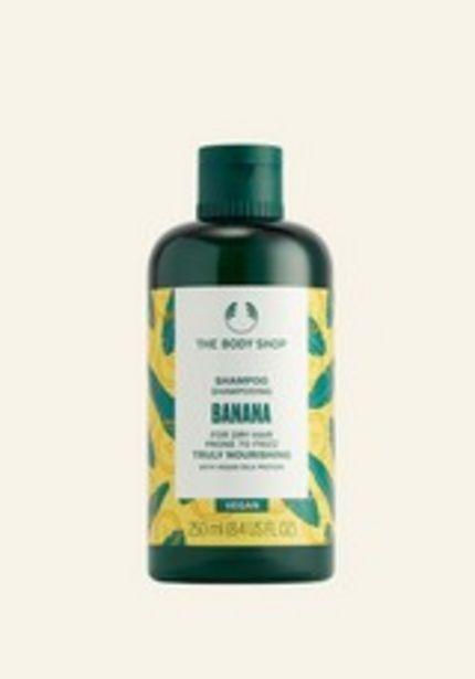 Banana Truly Nourishing Shampoo på tilbud til 125 kr.