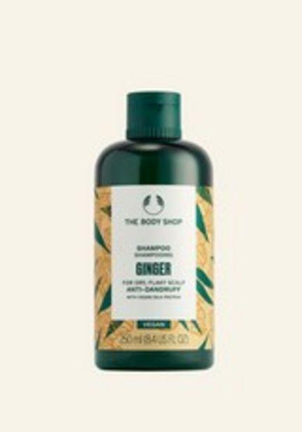 Ginger Anti-dandruff Shampoo på tilbud til 85 kr.