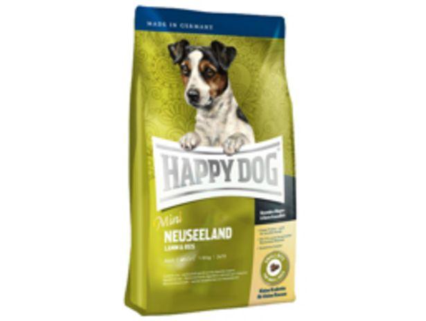 HAPPY DOG MINI NEW ZEALAND HUNDEFODER på tilbud til 143,96 kr.