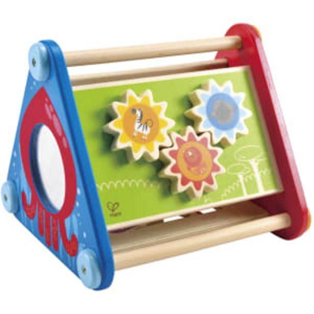 Hape aktivitetslegetøj - Take-Along Activity box på tilbud til 199,95 kr.