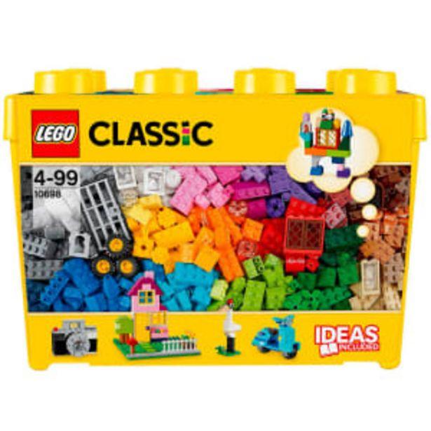 LEGO Classic Kreativt byggeri - Stor på tilbud til 299 kr.