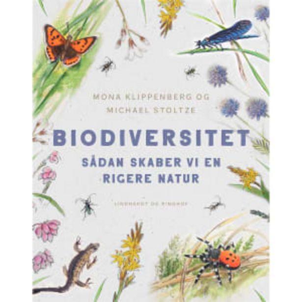 Biodiversitet - Sådan skaber vi en rigere natur - Indbundet på tilbud til 249 kr.