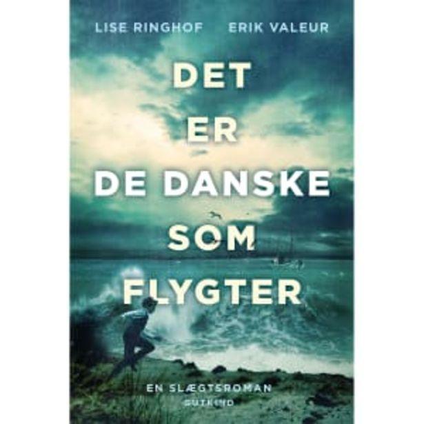 Det er de danske som flygter - Indbundet på tilbud til 229,95 kr.