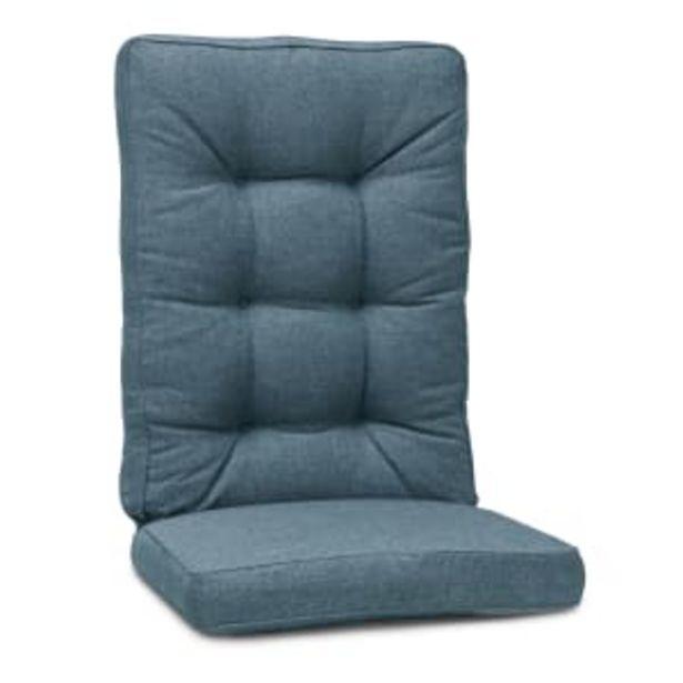Hillerstorp hynde til Molly hængesofa - Lys blå melange på tilbud til 399 kr.