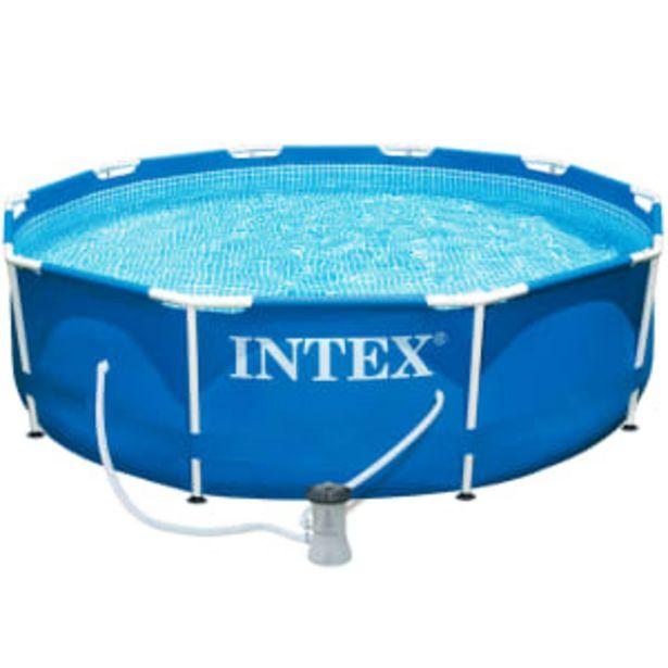 Intex pool - 4.485 liter på tilbud til 874 kr.