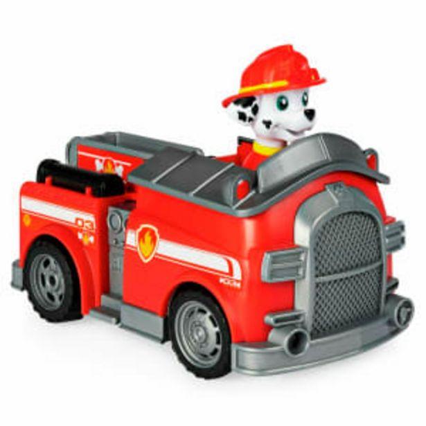 Paw Patrol fjernstyret brandbil - Marshall på tilbud til 175,95 kr.