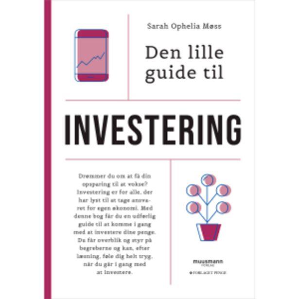 Den lille guide til investering - Hæftet på tilbud til 224,95 kr.