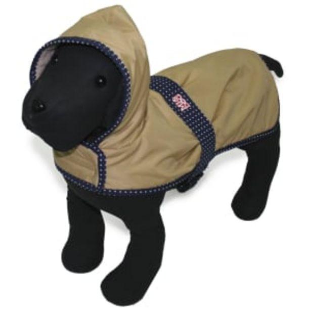 Mi & dog jakke til hunde - Sand på tilbud til 199 kr.