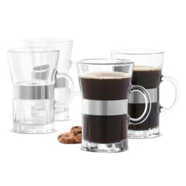 Rosendahl hot drink glas - Grand Cru - 4 stk. på tilbud til 150 kr.