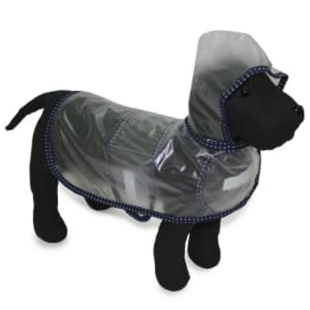 Yagu regnjakke til hunde - Str. S på tilbud til 60 kr.
