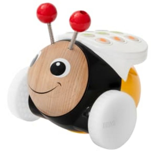 BRIO interaktiv humlebi - Play & Learn Code and Go Bumblebee på tilbud til 249,95 kr.