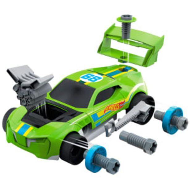 Hot Wheels bil -  Ready To Race car builder på tilbud til 199,95 kr.