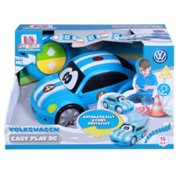BB Junior fjernstyret bil - Beetle - Blå på tilbud til 239,95 kr.