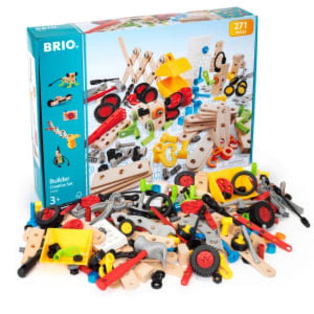 BRIO byggesæt - Builder kreativ sæt på tilbud til 639 kr.