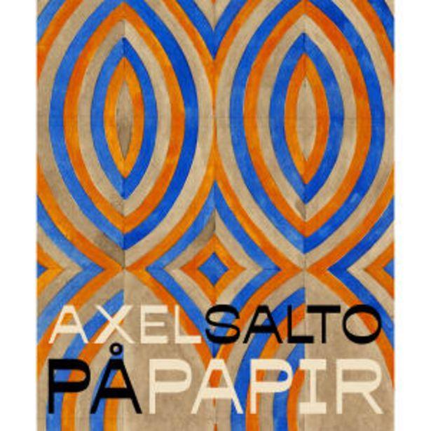 Axel Salto - På papir - Indbundet på tilbud til 269,95 kr.