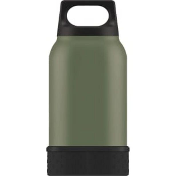 Sigg termobeholder til mad - Hot & Cold One - Grøn på tilbud til 179,95 kr.