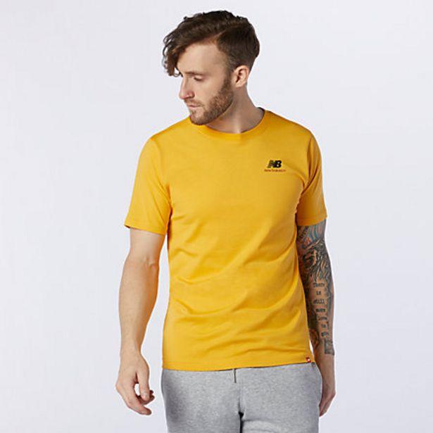 NB Essentials Embroidered T-Shirt på tilbud til 21 kr.