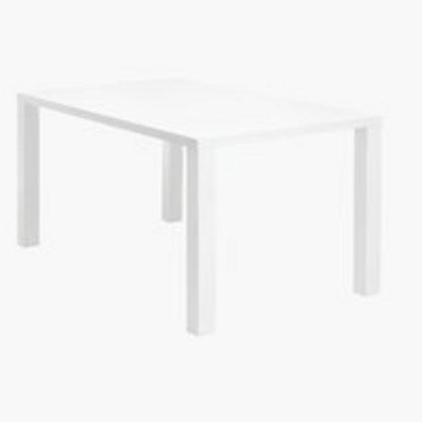 Spisebord OMME 90x160 højglans på tilbud til 1699 kr.