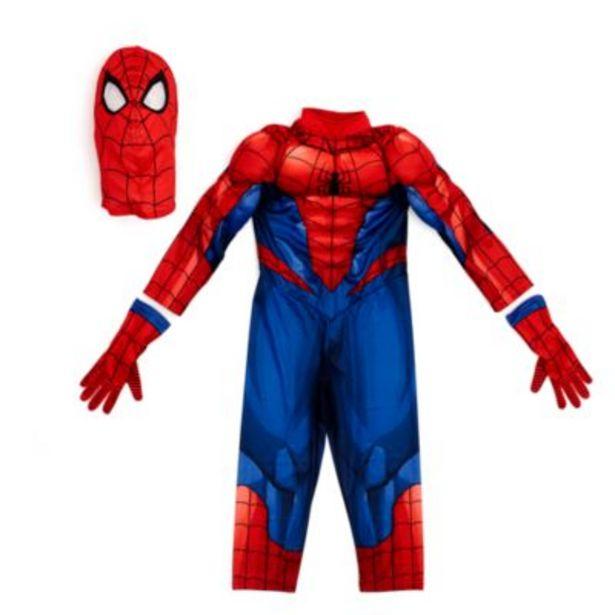 Spider-Man Costume For Kids på tilbud til 25 kr.
