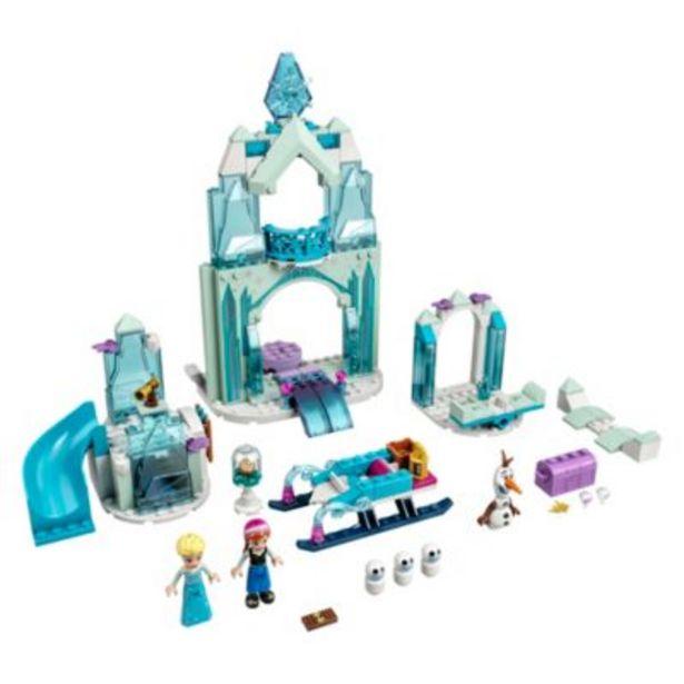LEGO Disney Anna and Elsa's Frozen Wonderland Set 43194 på tilbud til 40 kr.