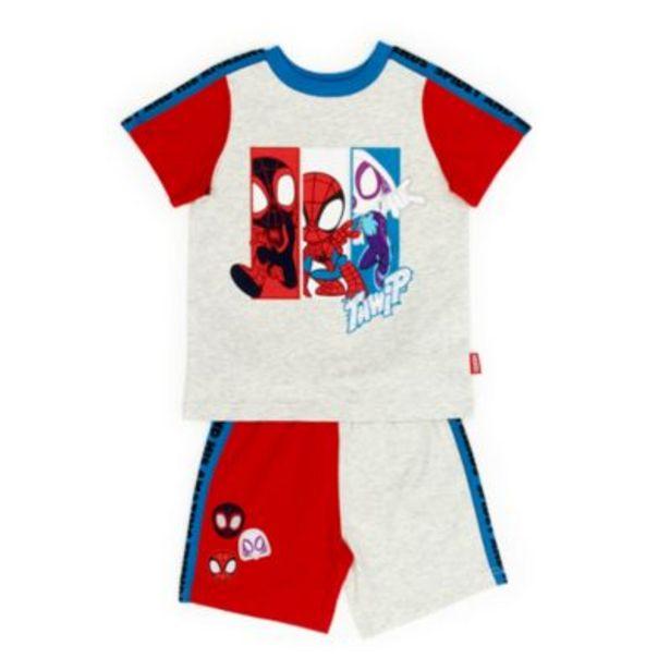Disney Store Spider-Man and Friends Pyjamas For Kids på tilbud til 17 kr.