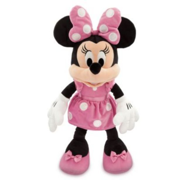 Disney Store Minnie Mouse Large Soft Toy på tilbud til 30 kr.