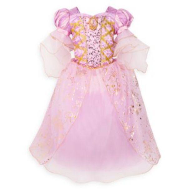 Disney Store Rapunzel Costume For Kids, Tangled på tilbud til 50 kr.